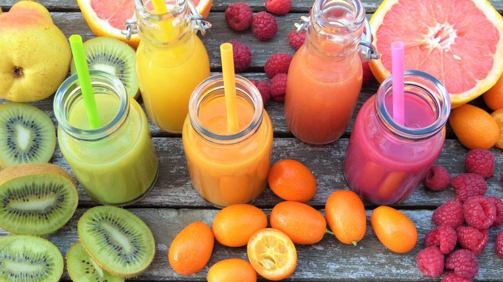 jugos de frutas para bajar de peso