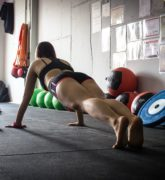 Cinco rutinas HIIT para entrenar en casa