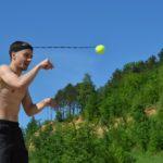 Ejercicios con bandas elásticas para entrenar fácilmente