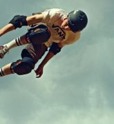 Como adelgazar con saltos de skater